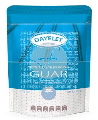 Goma Guar sin gluten Dayelet