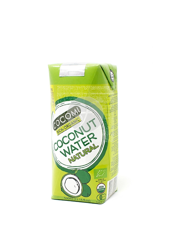 Agua de Coco Natural Bio 330ml Cocomi
