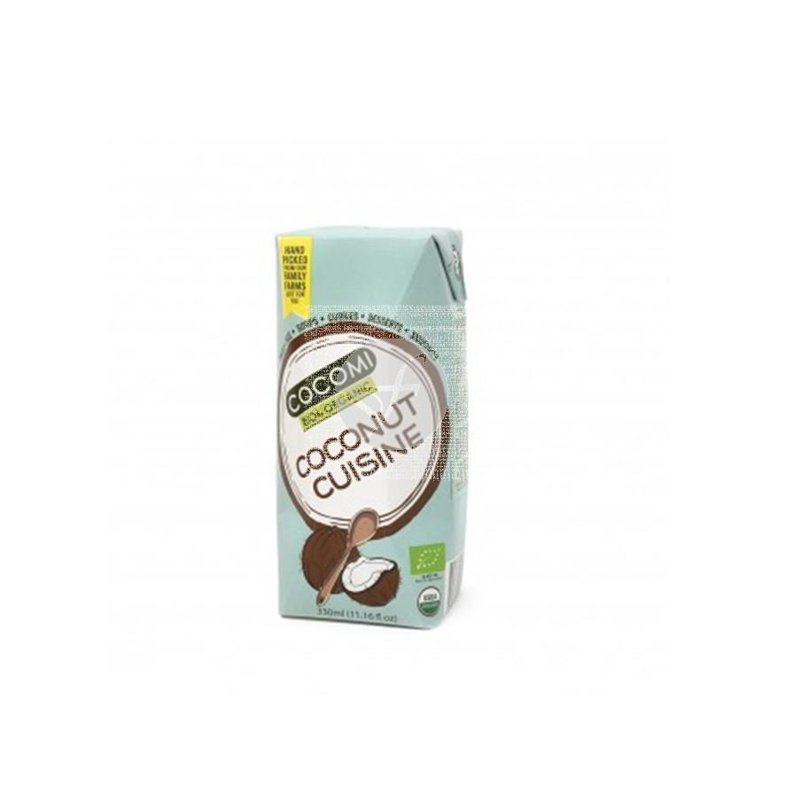 Crema de Coco Cocinar Eco 330ml Cocomi