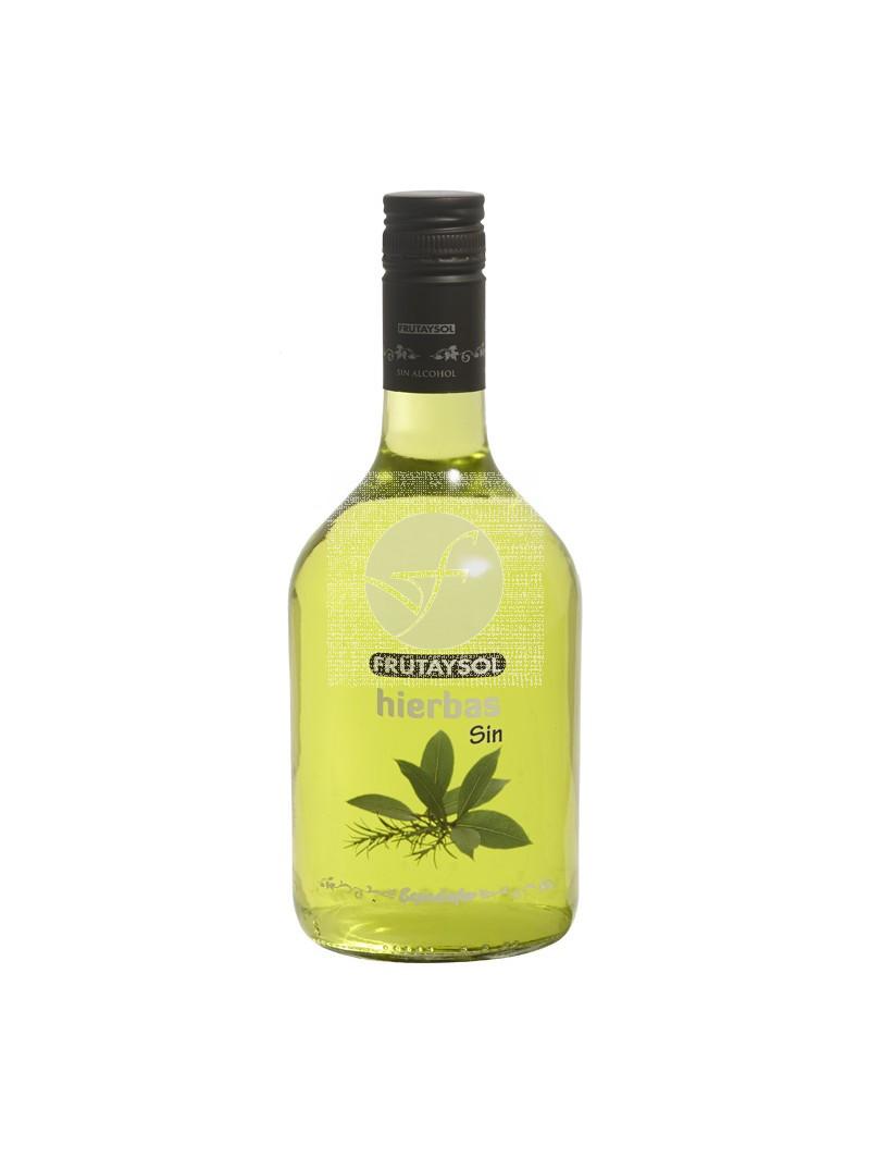 Licor De Hierbas sin Alcohol Frutaysol