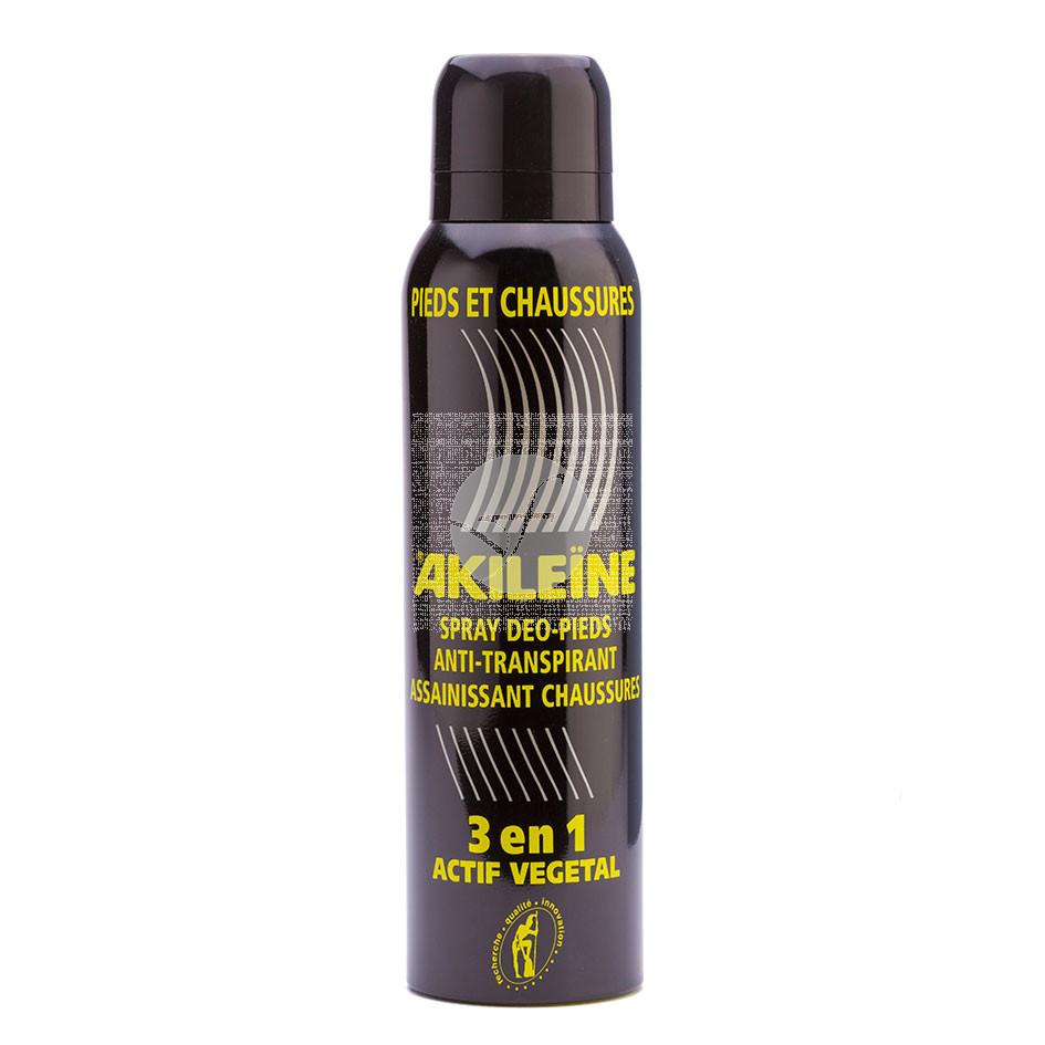 Spray Para Pies y Calzados 3 En 1 Akileine