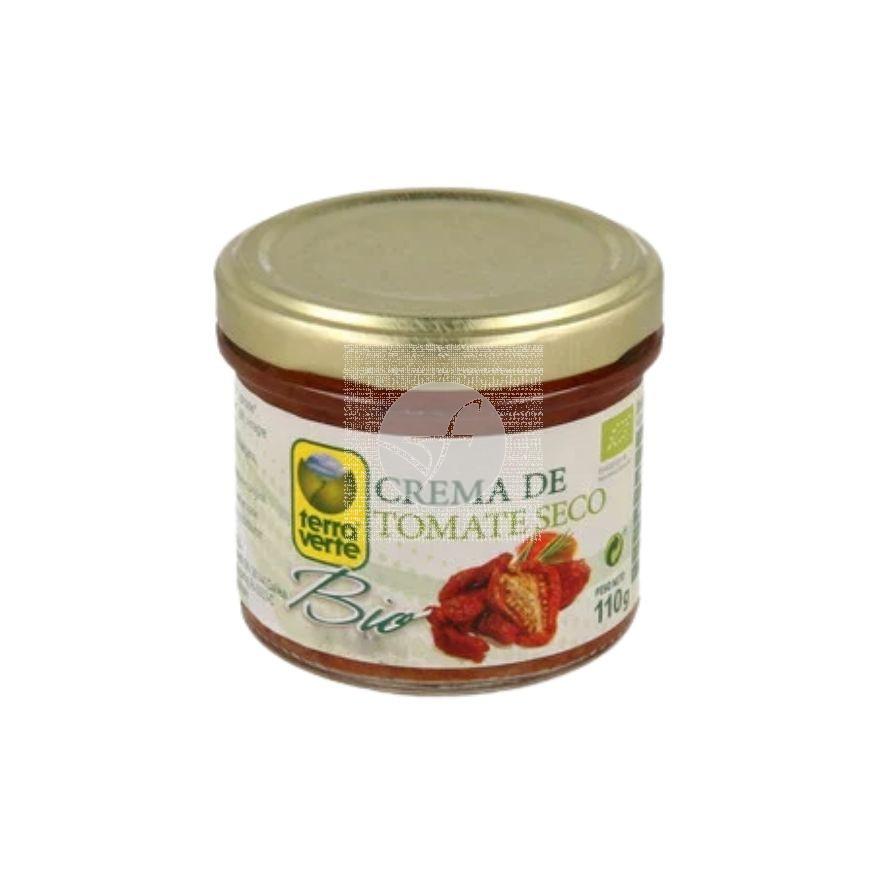 Crema Tomate Seco Bio 110gr Terra Verte