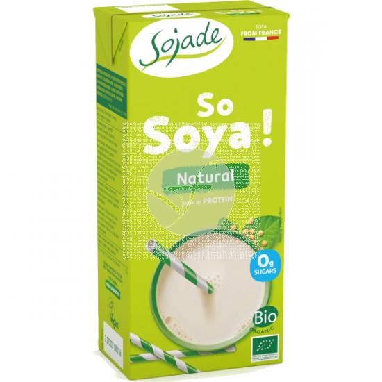 Bebida Vegetal de Soja 1L Sojade