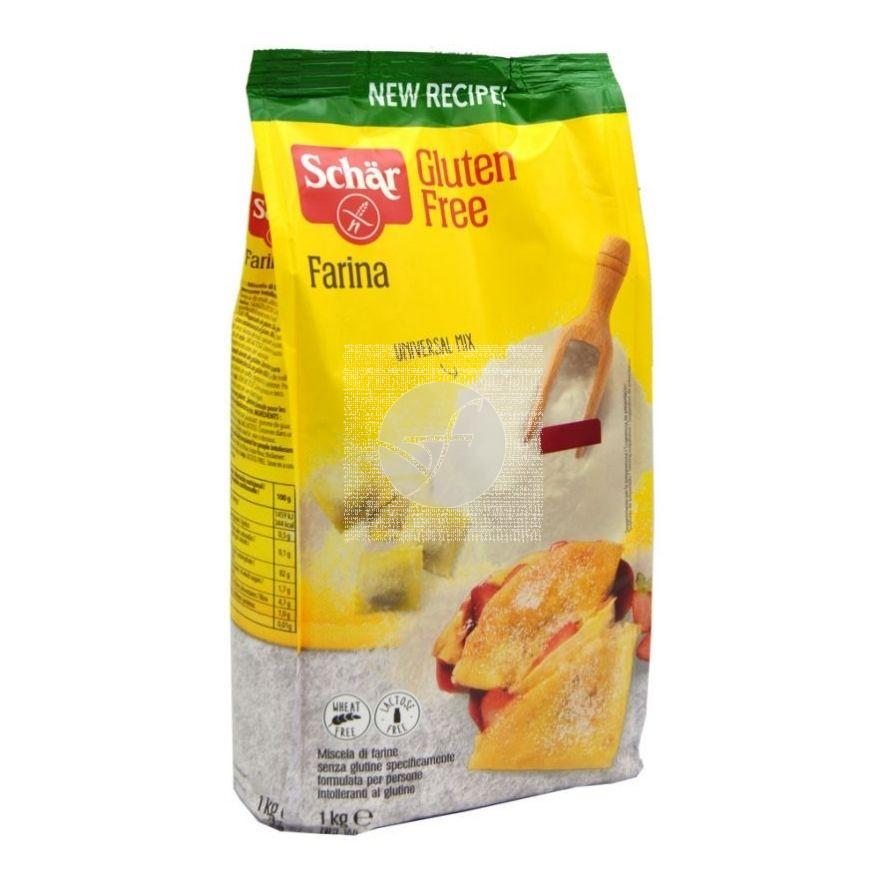 Harina Todo Tipo De Usos sin gluten 1Kg Schar Dr. Schar