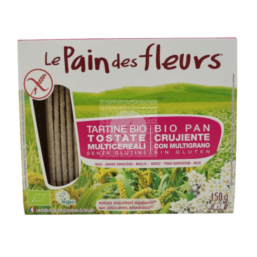 Tostadas Multicereales 150gr Le Pain Des Fleurs