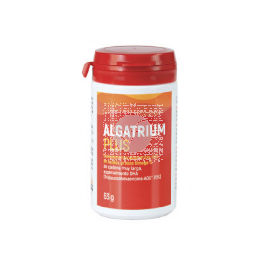 Algatrium Plus Omega 3 500Mg 90 perlas Brudytechnology