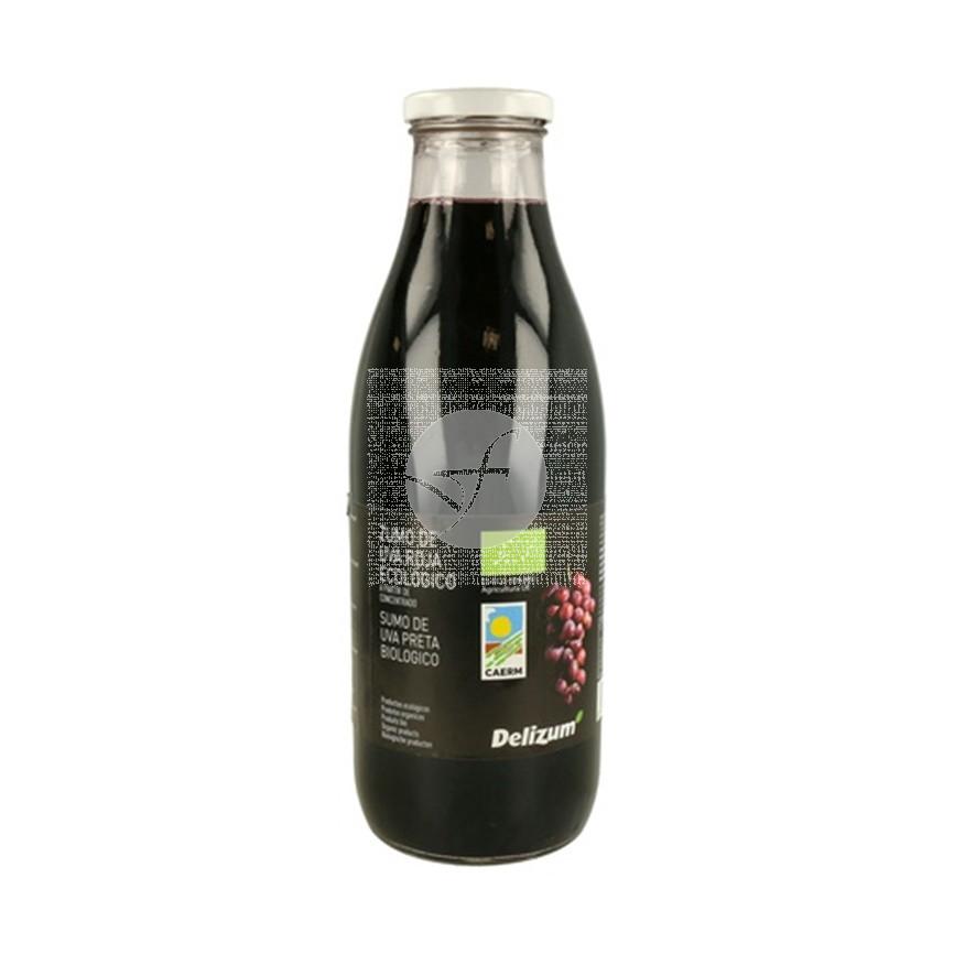 Zumo Uva Negra Bio 1 Litro Delizum