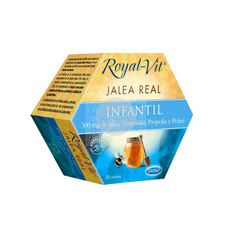 ROYAL VIT INFANTIL DIETISA
