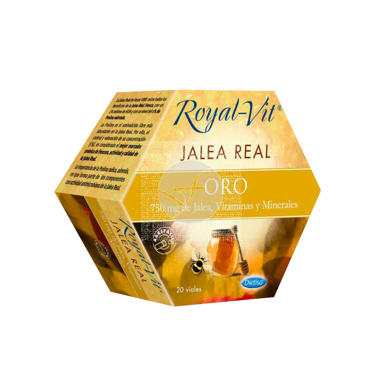 JALEA REAL ROYAL-VIT ORO DIETISA
