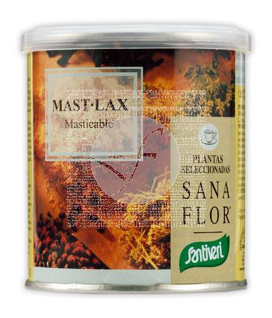 Mast Lax masticable 75gr Sanaflor Santiveri