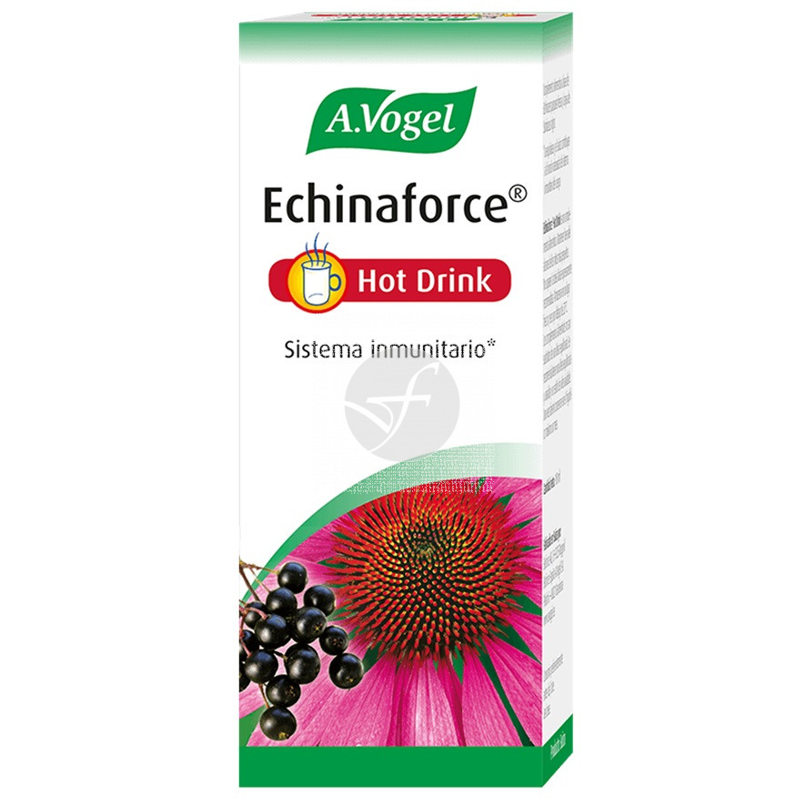 Echinaforce Hot Drink Jarabe A.Vogel