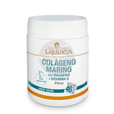 Colageno Marino con Magnesio y Vitamina C sabor Sandia Ana Maria Lajusticia