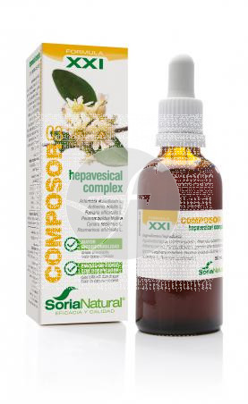 Composor 03 Hepavesical Complex XXI Soria Natural