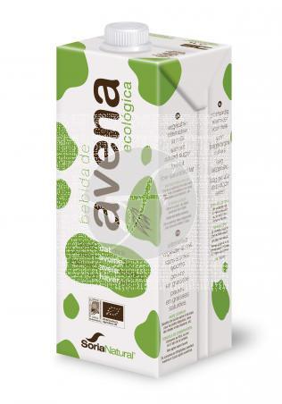 Bebida vegetal de avena ecologica 1l Soria Natural