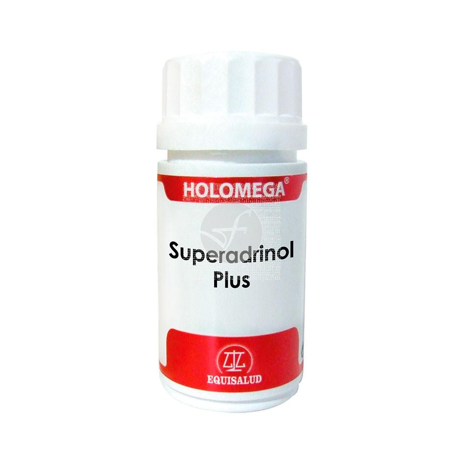 HOLOMEGA SUPERADRINOL PLUS Equisalud