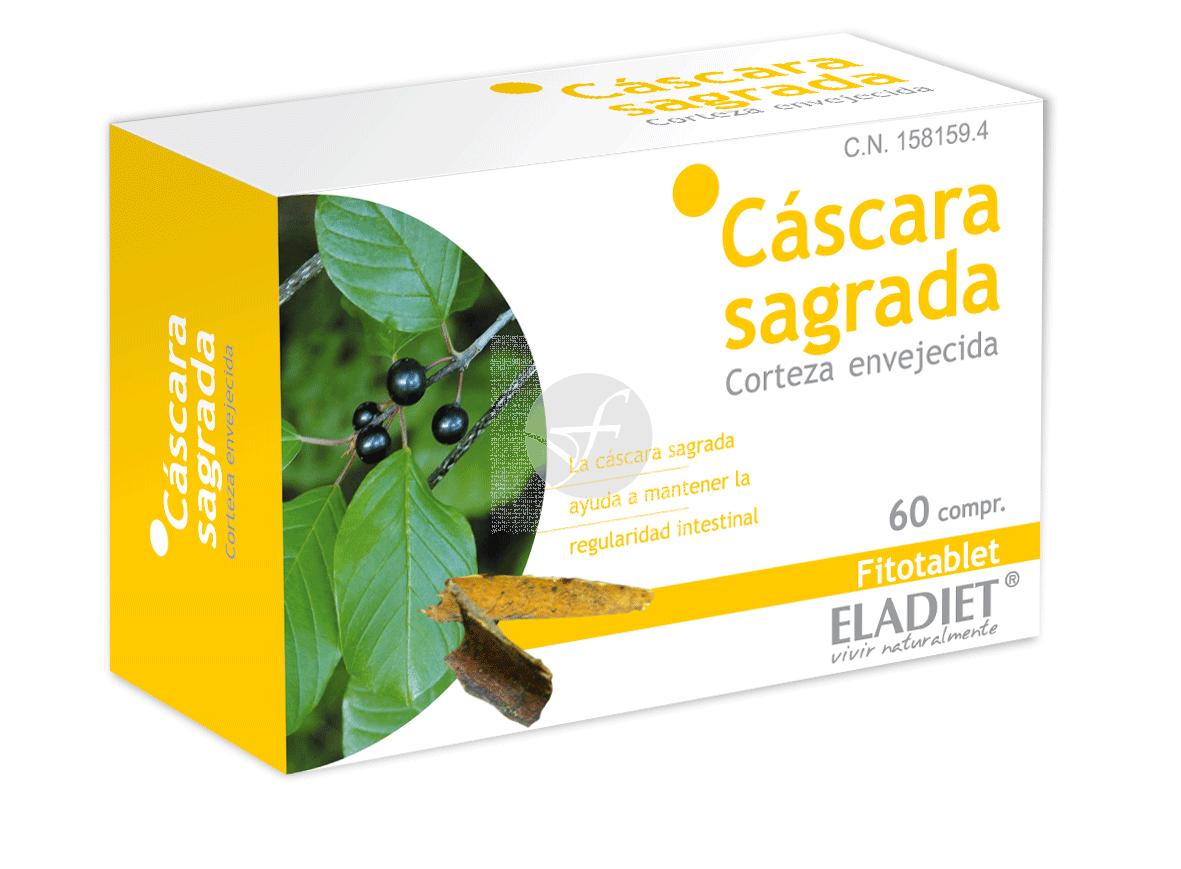 CASCARA SAGRADA FITOTABLET DE ELADIET