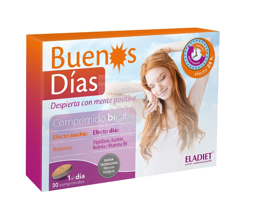 BUENOS DIAS COMPRIMIDOS ELADIET