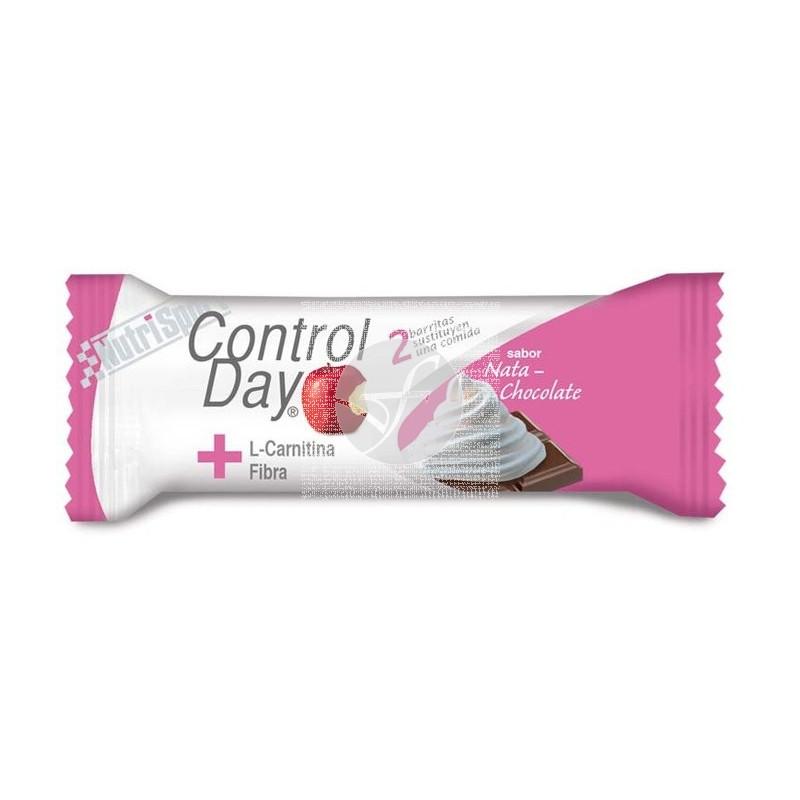 Barrita control Day Nata y Chocolate NutriSport