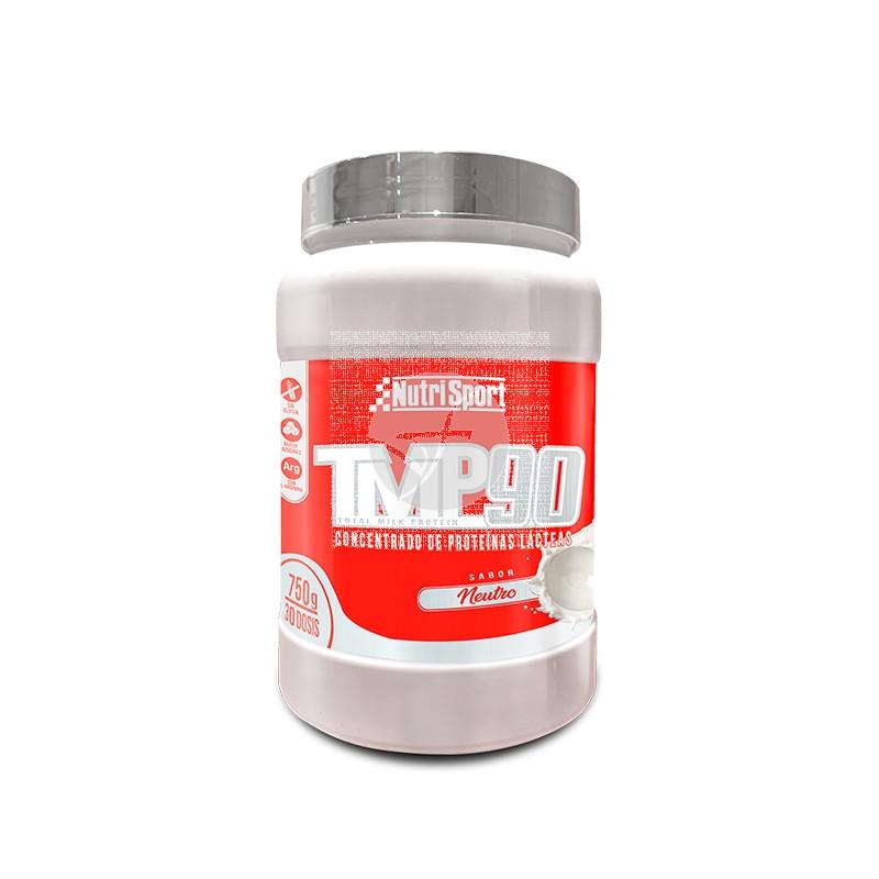 TMP90 proteínas sabor neutro 750 gr. Nutri-sport