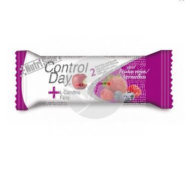 Barrita control Day Frutos Rojos NutriSport