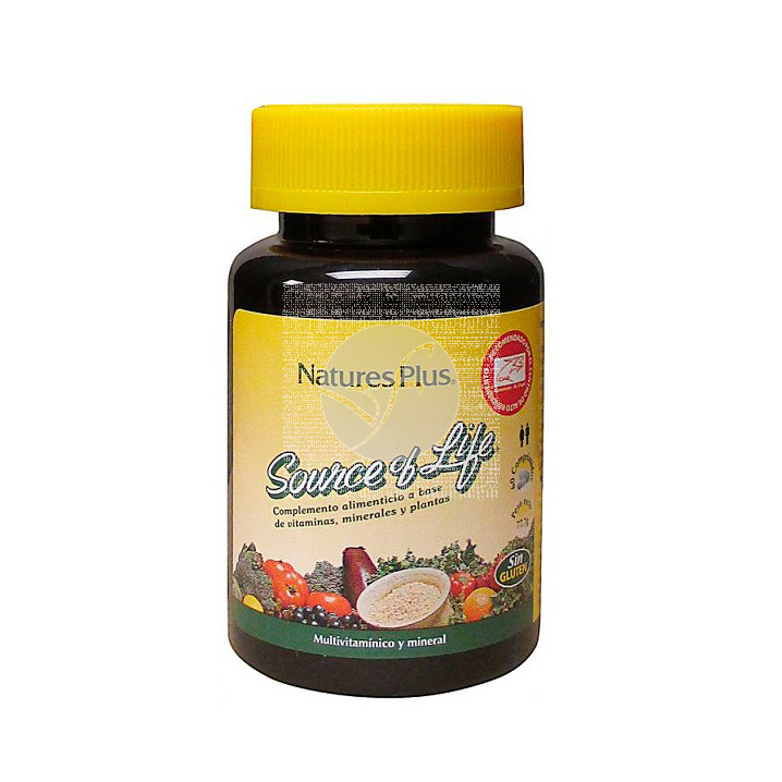 Source of Life 60 comprimidos Nature's Plus