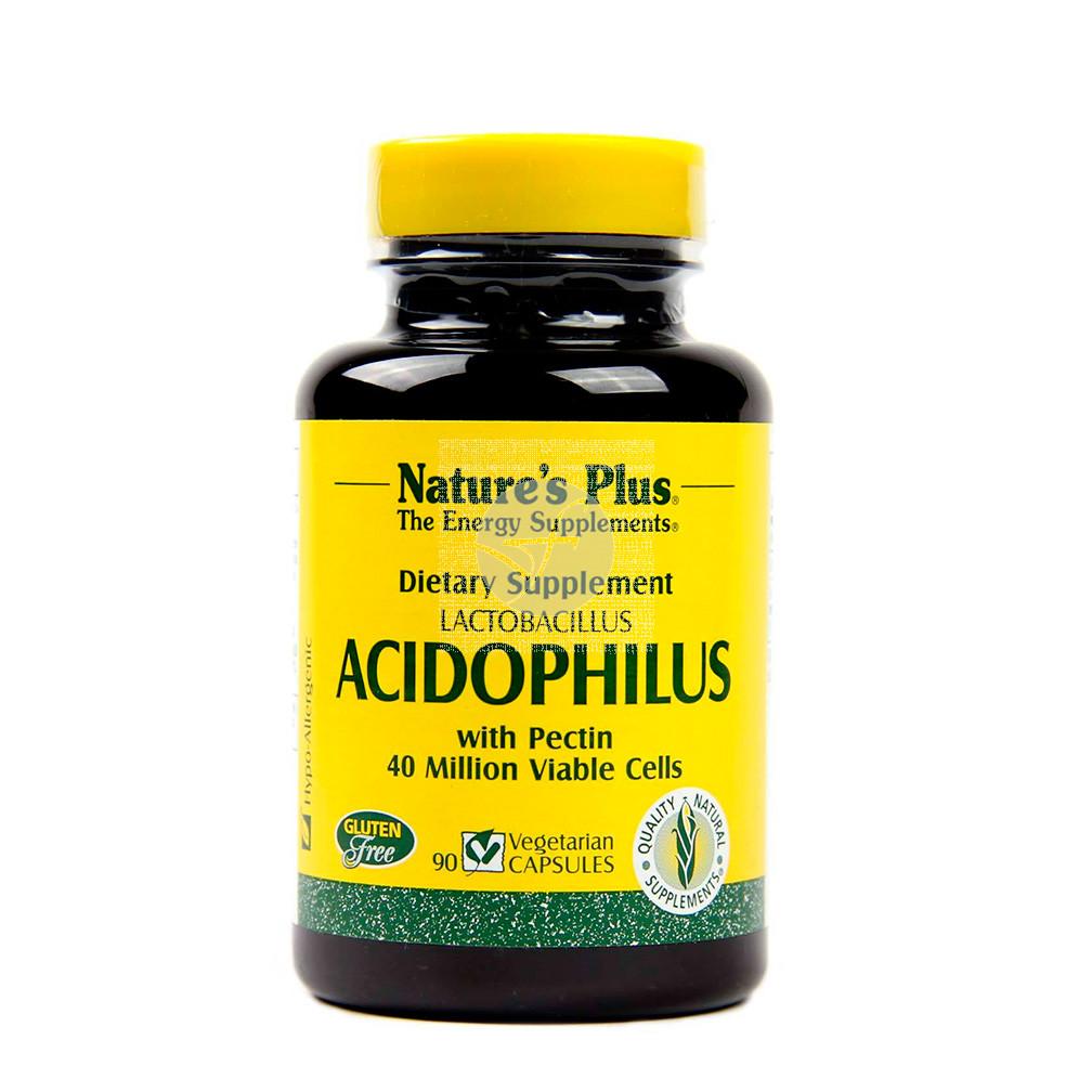 ACIDOPHILUS NATURE'S PLUS