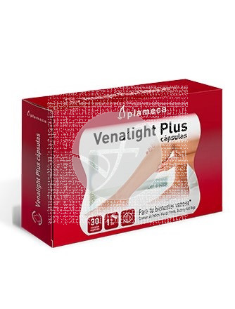 VENALIGHT PLUS 30 CAPSULAS PLAMECA