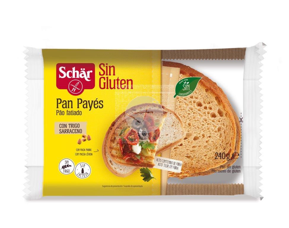 Pan Payes sin gluten Dr. Schar