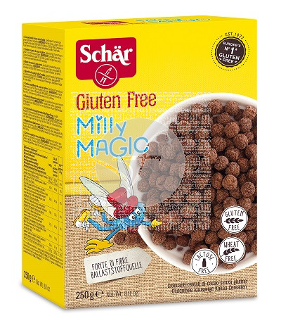 Cereales Milly Magic 1 2 3 sin gluten 250Gr Dr. Schar