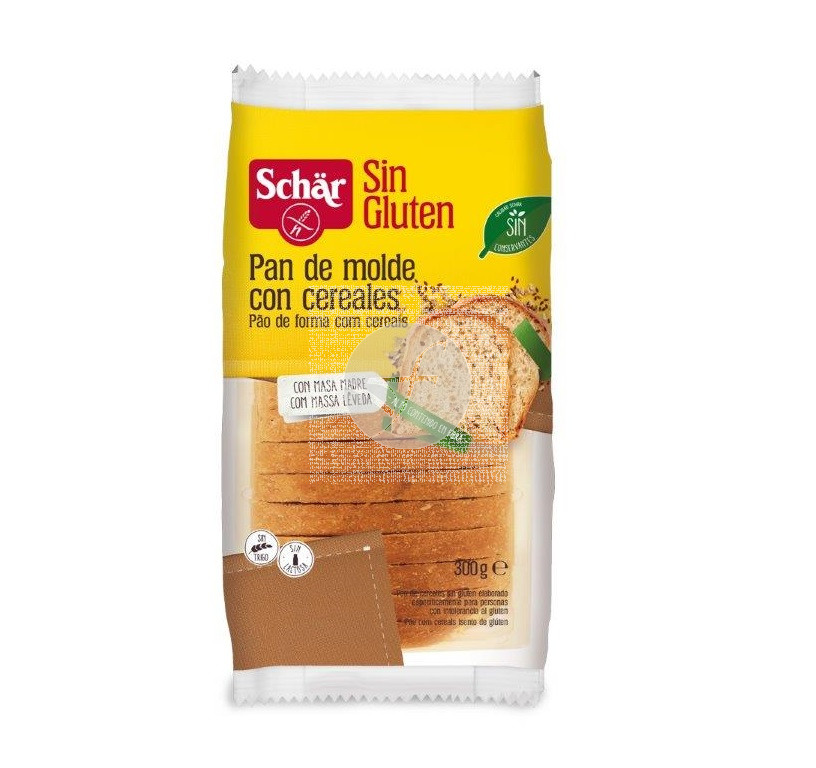 Pan Cereales Maestro Panettiere sin gluten Dr. Schar