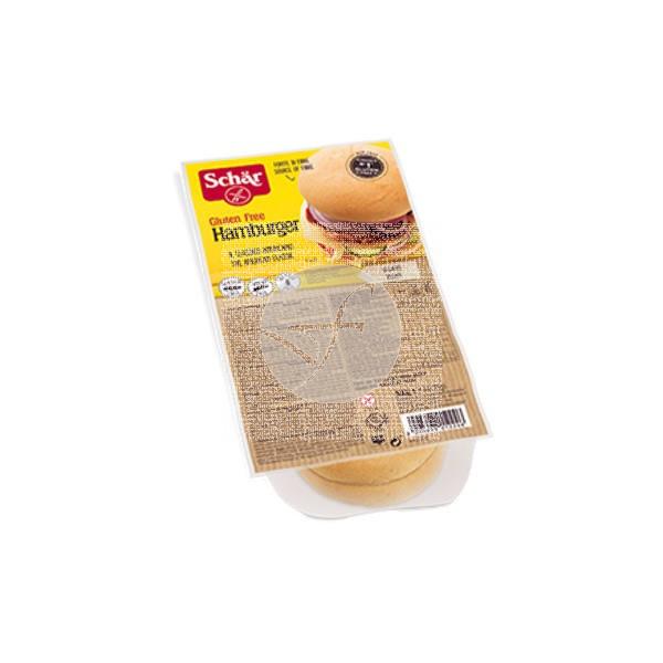 Pan Hamburguesa sin gluten Ni Lactosa Schar Dr. Schar