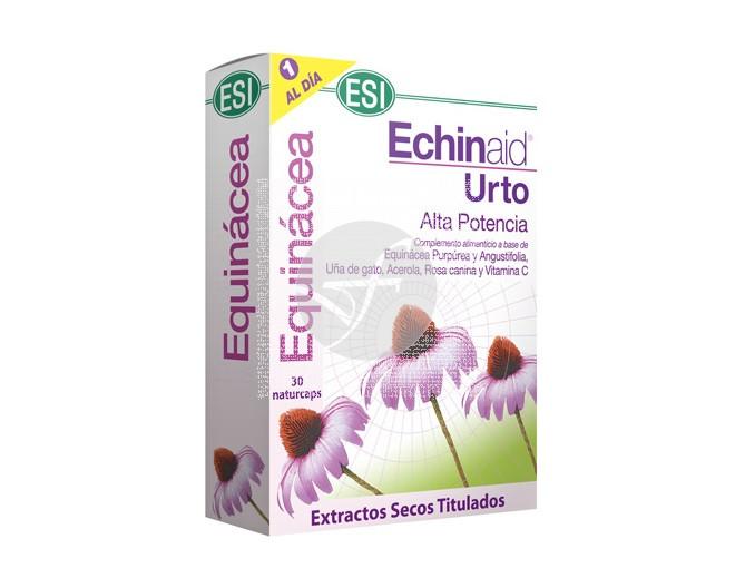 Echinaid urto equinacea defensas 30 cápsulas Trepat Diet