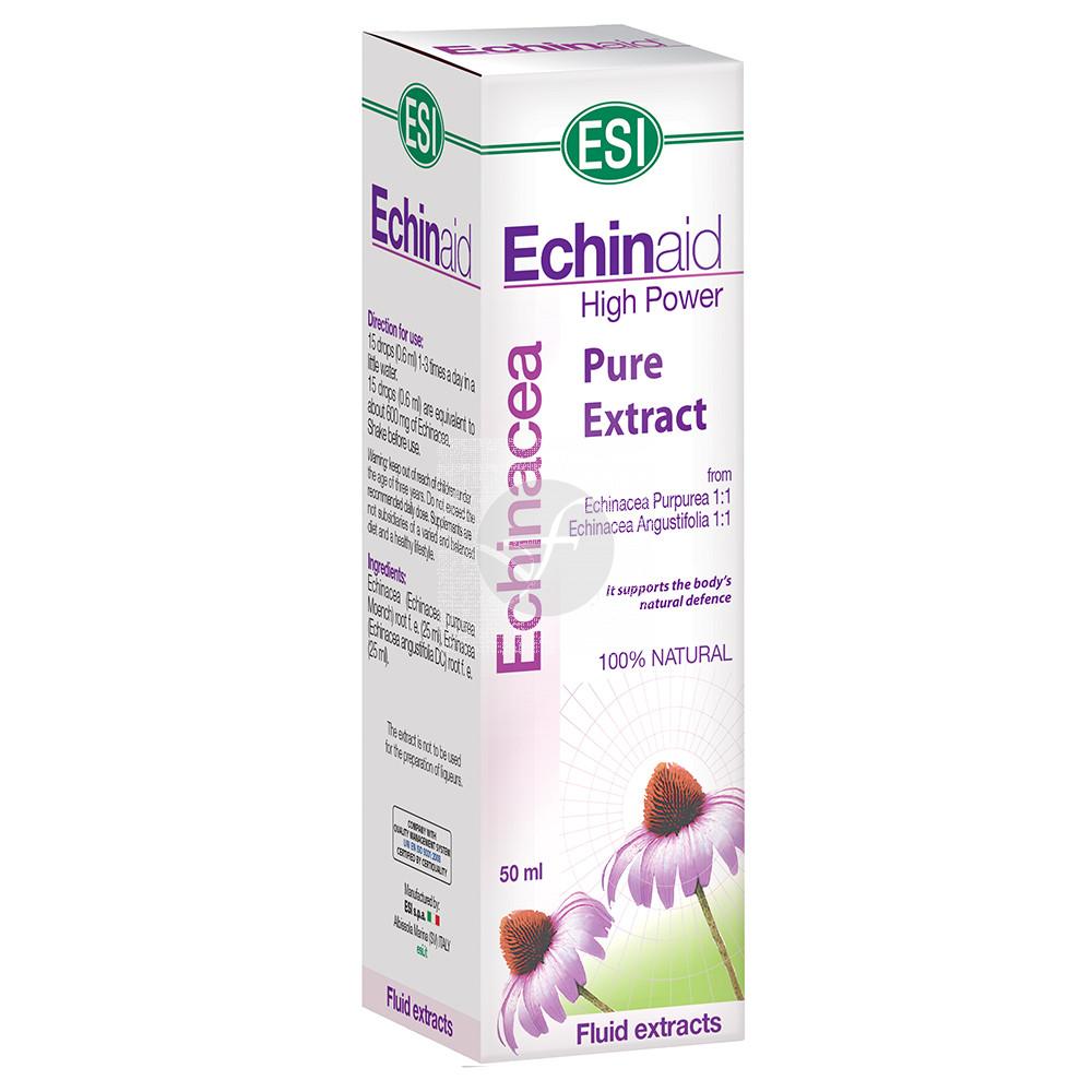 Echinaid Extracto Puro Equinacea Hidroalcoholico Esi Trepat-Diet