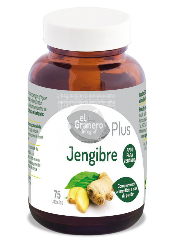 Jengibre Plus Granero integral