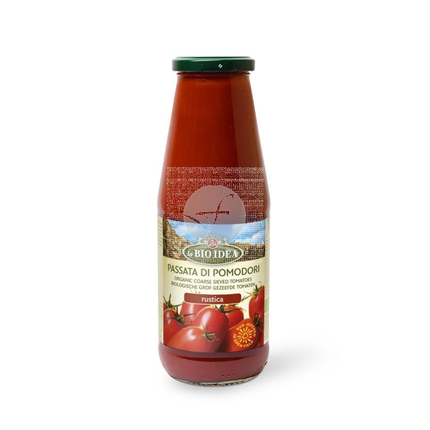 Salsa de tomate rústica Bio Idea