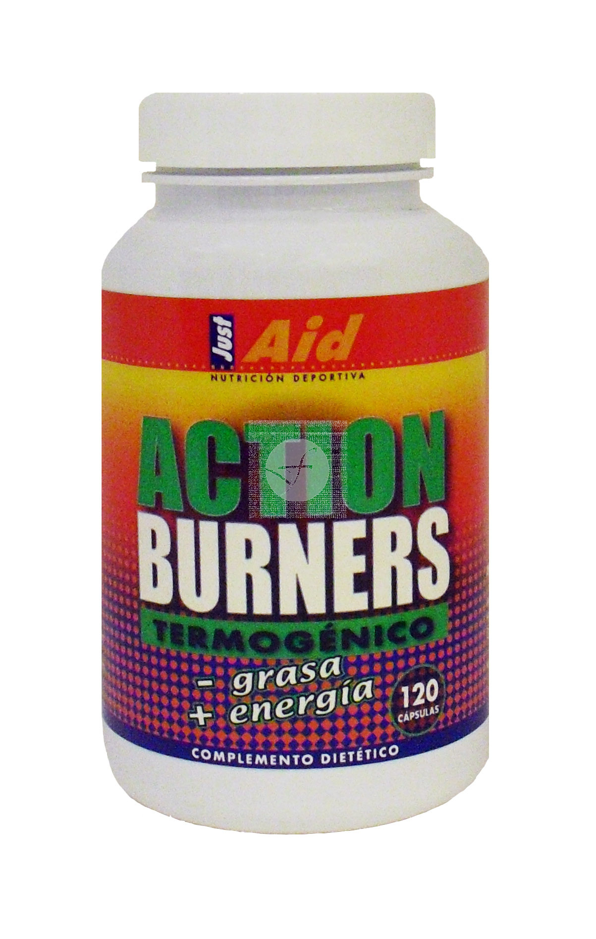 ACTION BURNERS TERMOGENICO JUST AID