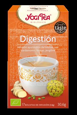 DIGESTION INFUSION YOGI TEA