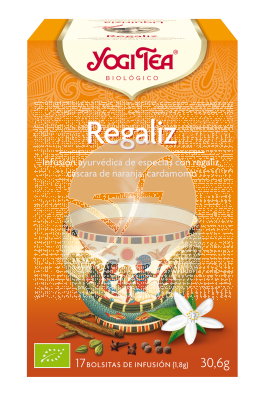 Regaliz Infusion Yogi Tea