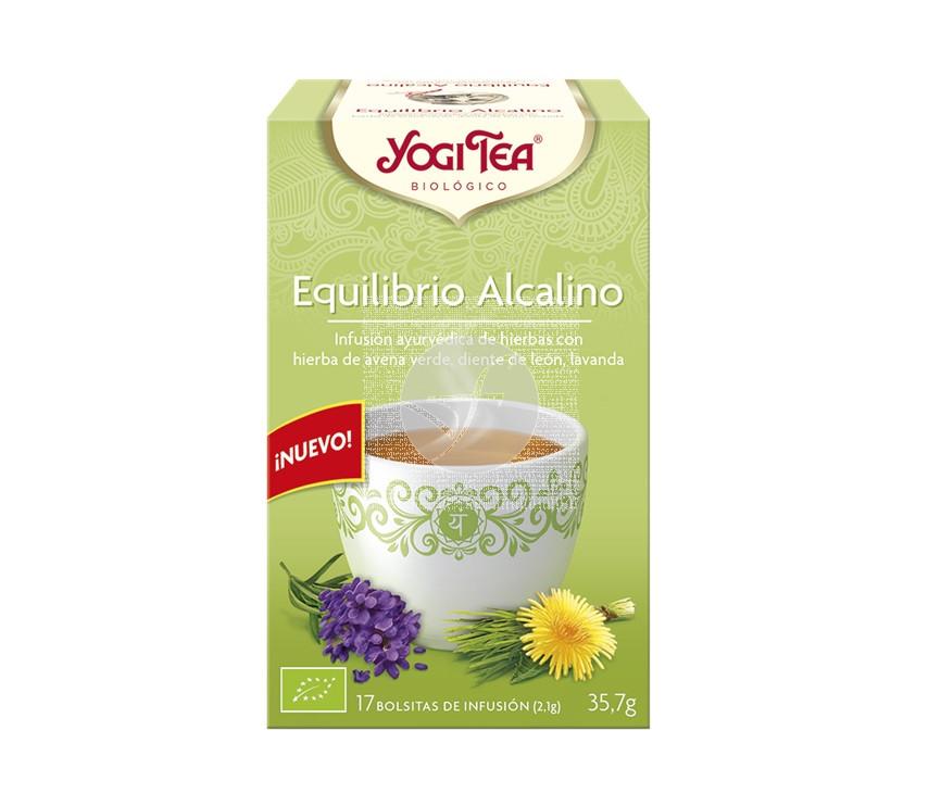 TE EQUILIBRIO ALCALINO BIO YOGI TEA