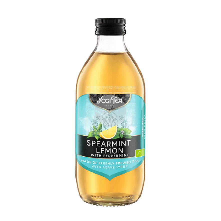 Infusión de menta piperita limón ecológico Yogi Tea