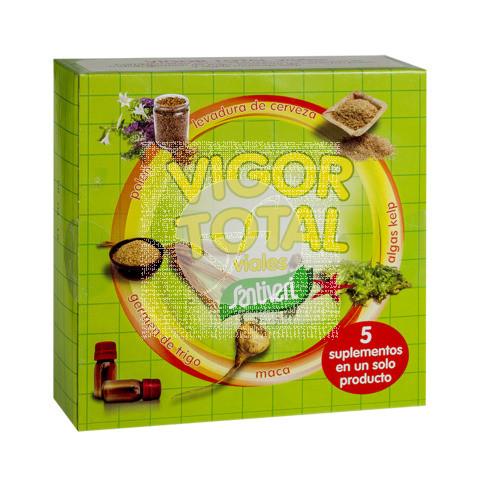 VIGOR TOTAL 20 VIALES SANTIVER