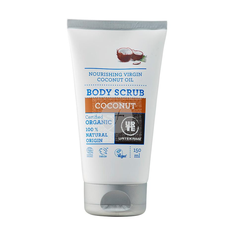 Exfoliantre corporal De Coco Bio Urtekram