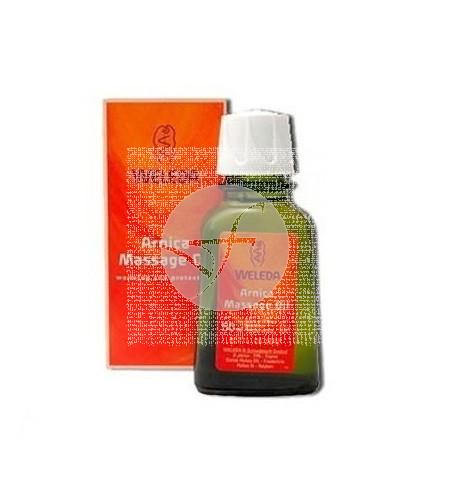 Aceite para masaje con arnica 50ml Weleda