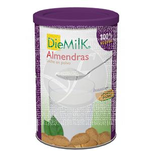 Bebida vegetal de almendra en polvo 400gr Diemilk Nutriops