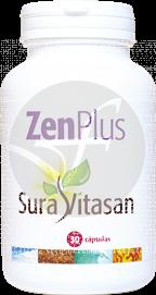 Zenplus 30 capsulas Sura Vitasan