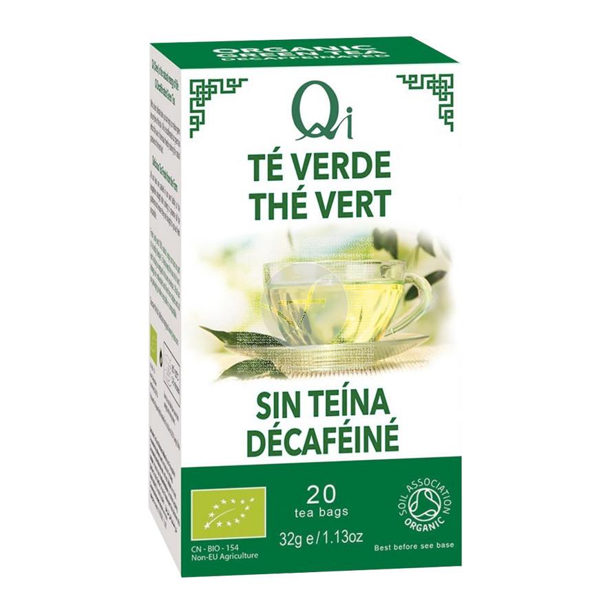 Té verde sin Teína Bio Qi