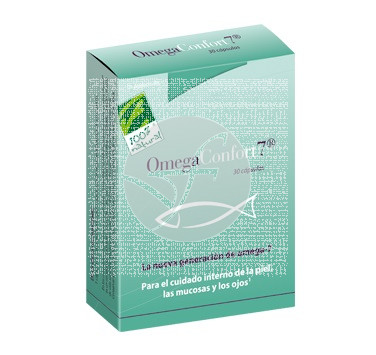 Omegaconfort-7 30 capsulas 100% Natural