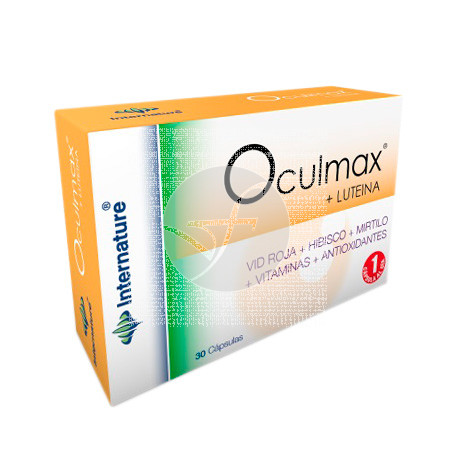 OCULMAX 30 CAPSULAS INTERNATURE
