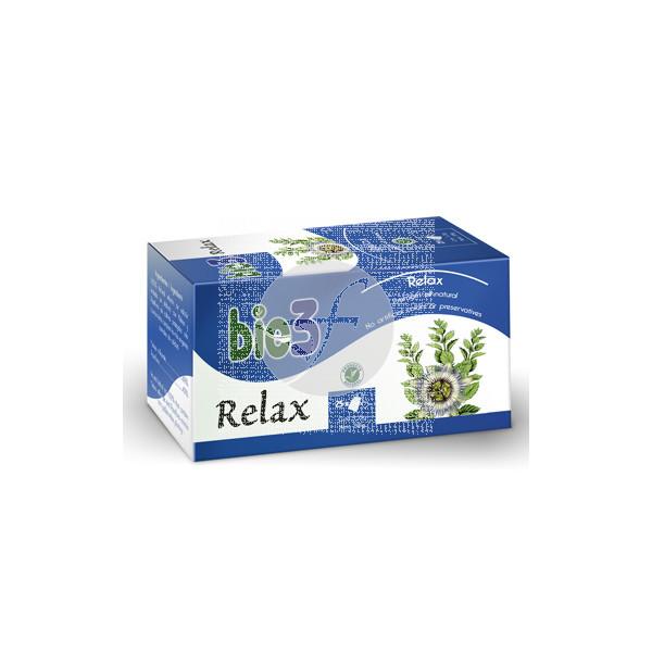 Bie3 Relax Infusiones Bio3