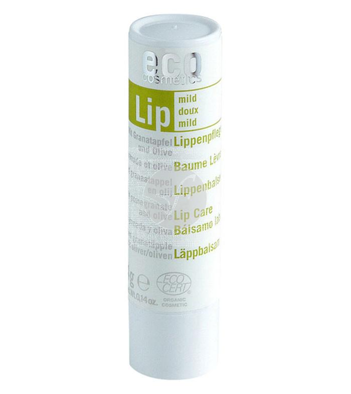Bálsamo labial granada y oliva Eco Cosmetics